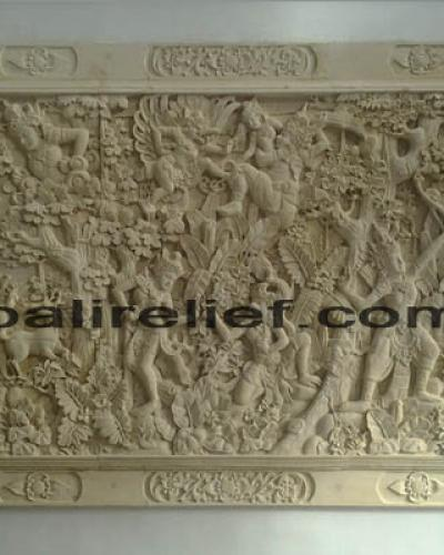 Relief Traditional RRW-018