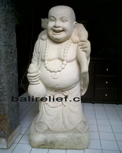 Buddha Statue Bali Stone - Statue REL-21