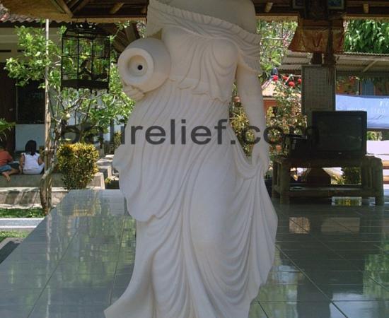 Bali Fountain Stone Sculpture for Sale - Statue MD-007