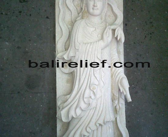 Bali Stone Sculpture for Sale - Statue REL-012