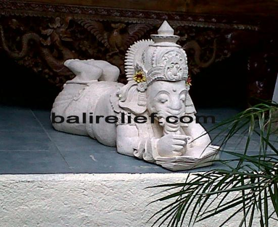 Balinese Ganesha Statue - Statue REL-016