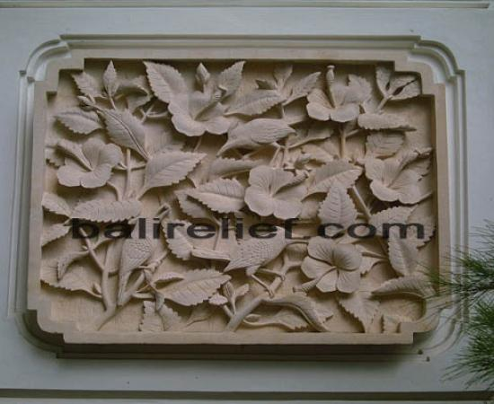 Relief Flower RRB-007