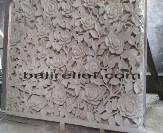 Relief Flower RRB-014