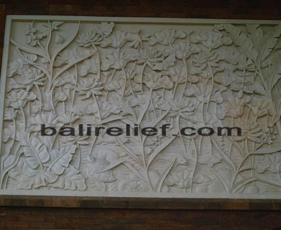 Relief Flower RRB-015