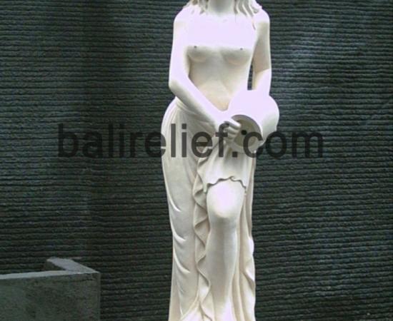 Bali Fountain Stone Statues for Sale - Statue MD-005