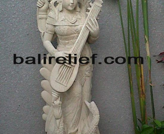 Bali Goddess Statue -Statue REL-018