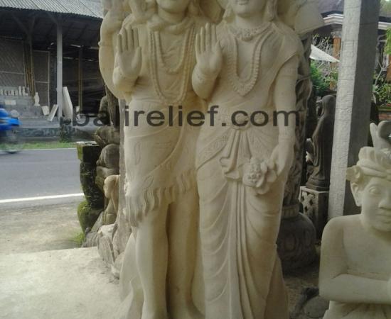 Batubulan Stone Carving - Statue MD-010