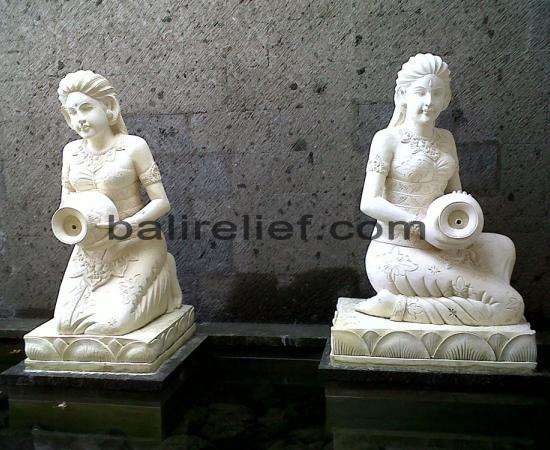 Traditional Balinese Sculpture - Statue MD-003