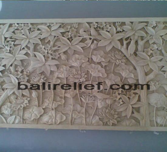 Relief Flower RRB-001