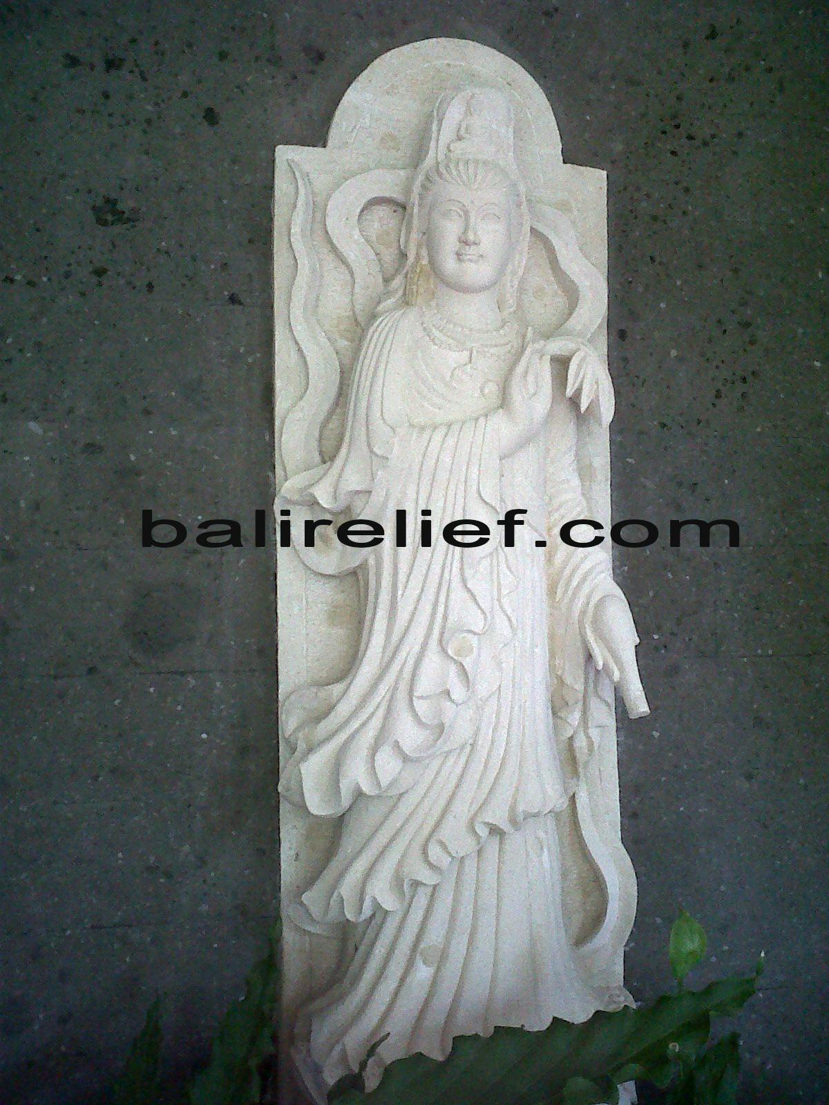 Bali Stone Sculpture for Sale - Statue REL-012