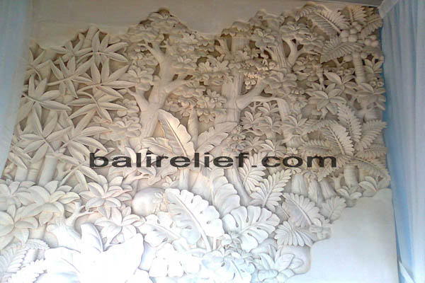 Relief Flower RRB-003