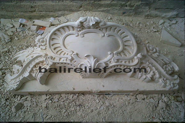 Relief Flower RRB-011
