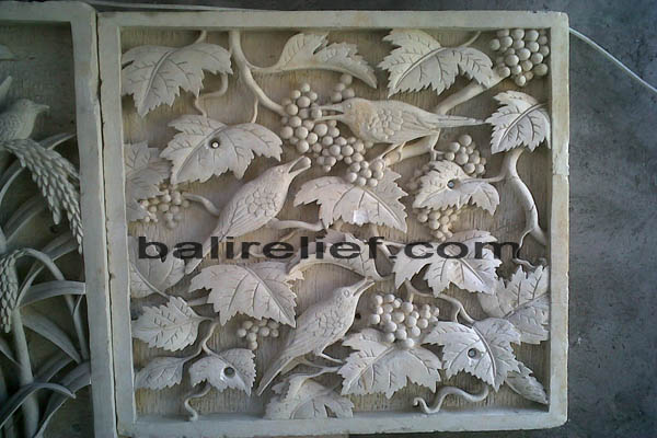 Relief Flower RRB-012