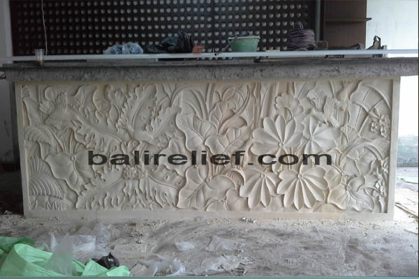 Relief Flower RRB-019