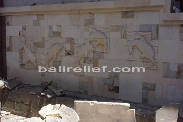 Bali Relief Modern RRM-013