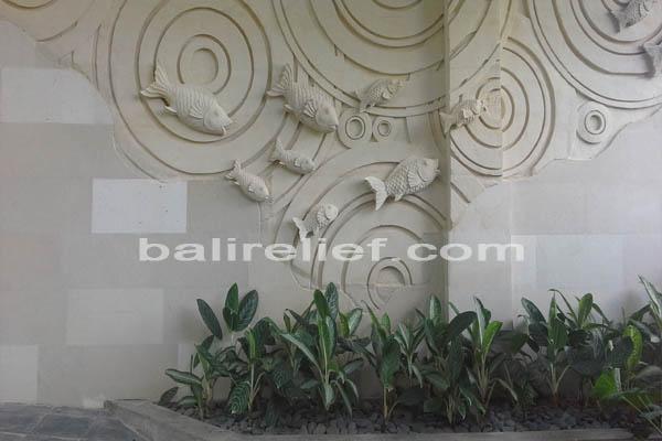 Bali Relief Modern RRM-015