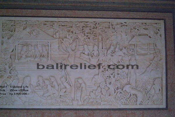 Relief Traditional RRW-004
