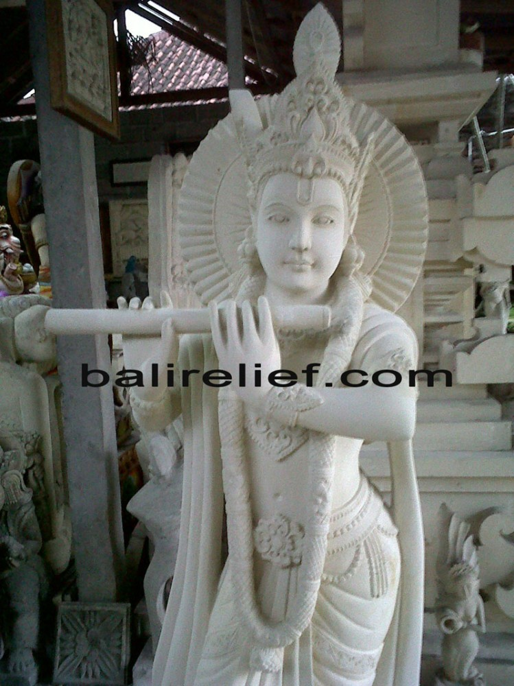 Bali Stone Carving Statues - Statue REL-011