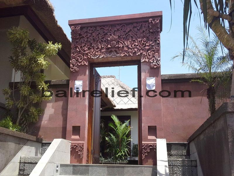 Bali Stone Wall Cladding - Statue GTE-013