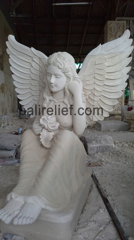 Stone Carving Village Bali - Statue MD-009